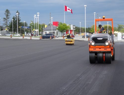 A Fresh New Coat: What Commercial Parking Lot Paving Companies Do