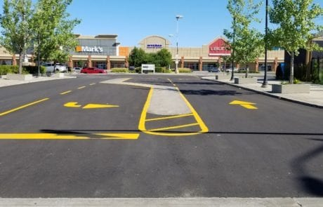 Commercial Parking Lot Paving Company