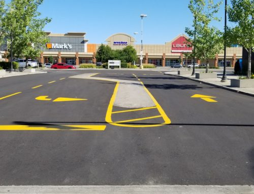 5 Ways a Commercial Parking Lot Paving Company Helps Your Business Thrive