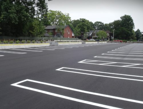How Outdoor Temperatures Affect Parking Lots: Seasonal Reminders to Schedule a Visit from a Municipal Parking Lot Paving Company