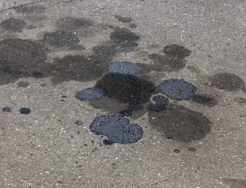Before Calling the Asphalt Paving Contractor: A Guide to Asphalt Stain Removal