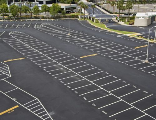 4 Important Steps to Ensure Quality Commercial Parking Lot Paving for Your Business